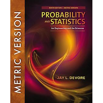 Probability & Statistics For Engineering by Devore Jay L.