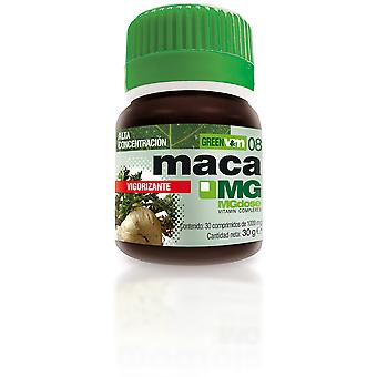 Soria Natural Maca MGdose Green (8) 1000mg 30 Tablets (Diététique)
