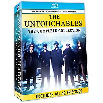 Untouchables: Complete Collection [Blu-ray] USA import