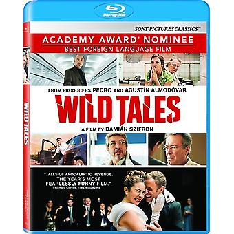 Wild Tales [BLU-RAY] USA import
