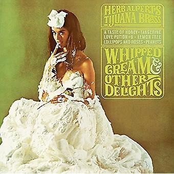 Herb Alpert - pisket fløde & andre lækkerier [Vinyl] USA importerer