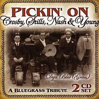 Deja Blue Grass: Pickin' on Crosby Stills Nash & Y - Deja Blue Grass: Pickin' on Crosby Stills Nash & Y [CD] USA import