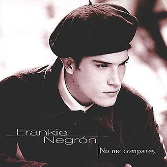 Frankie Negron - No mig sammenligner [CD] USA import