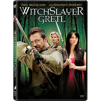 Witchslayer Gretl [DVD] USA import