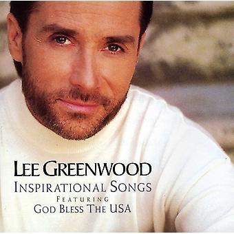 Lee Greenwood - Inspirational Songs [CD] USA import