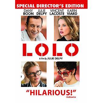 Lolo: USA [DVD] edizione speciale direttore di importare