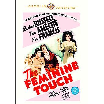 Feminine Touch [DVD] USA import