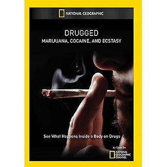 Drogen: Marihuana Kokain & Ekstase [DVD] USA importieren