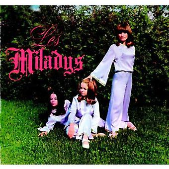 Les Miladys - Les Miladys [CD] USA import