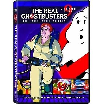 Real Ghostbusters 9 [DVD] USA import