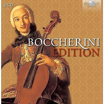 L. Boccherin - Boccherini Edition [CD] USA import