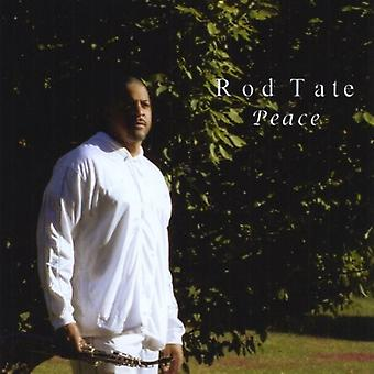 Rod Tate - fred [CD] USA import