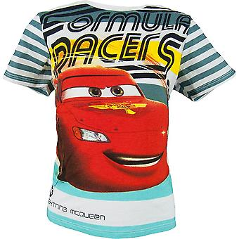 Boys Disney Carsning McQueen T-shirt OE1211