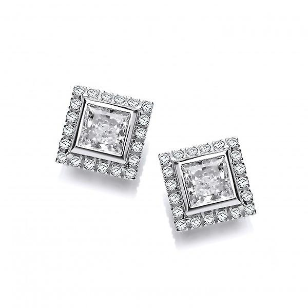 Cavendish French Cut Above the Rest Earrings