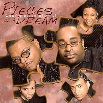 Pieces of a Dream - No Assembly Required [CD] USA import