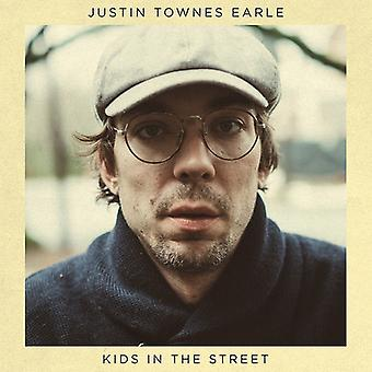 Earle*Justin Townes - Kids in the Street [CD] USA import