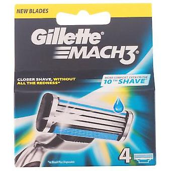 Gillette Mach 3 April Pz (Hygiene and health , Shaving , Clippers and shavers)