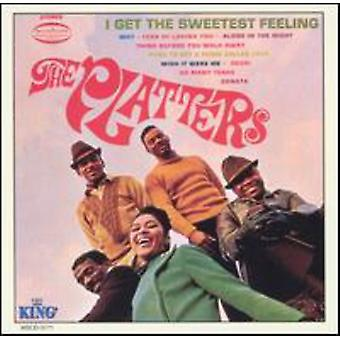 Platters - I Get the Sweetest Feeling [CD] USA import