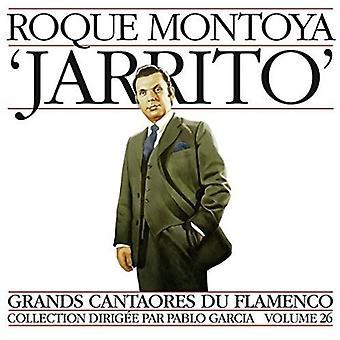 Roque Jarrito Montoya - store mestre af Flamenco 26 [CD] USA importerer