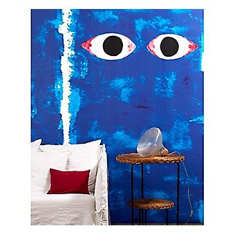 Addiction Wallpaper Blue Eyes by Paola Navone