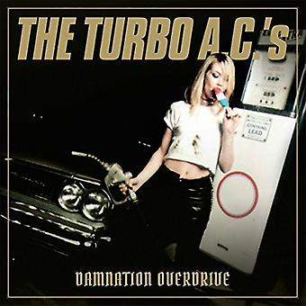 Turbo a.C. - Damnation Overdrive [CD] USA importerer