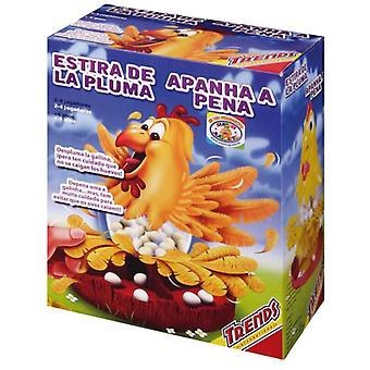 Cladellas  Game Hen Feathers Quita (Toys , Boardgames , Skills)