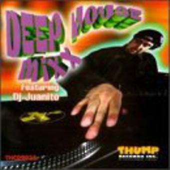 Deep House Mix - Deep House Mix [CD] USA importerer
