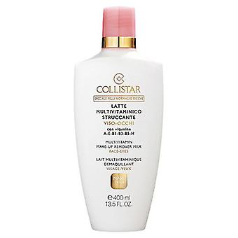 Collistar Multivitamin Make-Up Remover Milk Face-Eyes