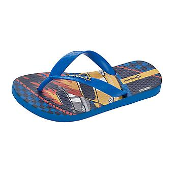 Ipanema Carz Kids Slippers / sandalen - Blue
