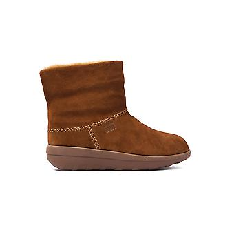Women's Mukluk Shorty 2 Boots - Chestnut Suede