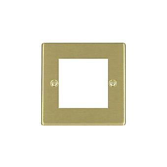 ハミルトン Litestat ハートランド サテン真鍮 2 ユーロ Apert 50 50 + グリッド X