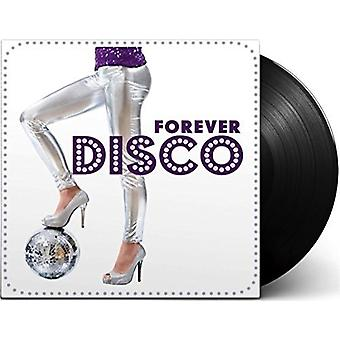Forskellige kunstner - Forever Disco [Vinyl] USA importerer