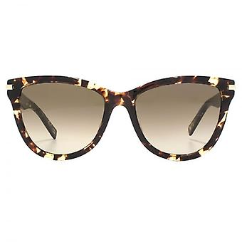 Marc Jacobs Cateye Sonnenbrillen In Crystal Havanna