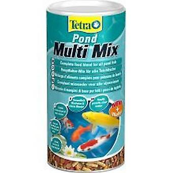 Tetra Pond Multimix Fish Food