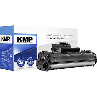 KMP Toner cartridge replaced HP 35A, CB435A Compatible Black