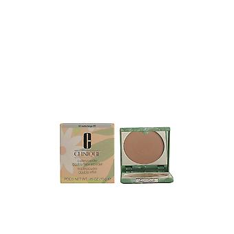 Clinique Superpowder Double Face Beige opaco 10gr Womens nuovo