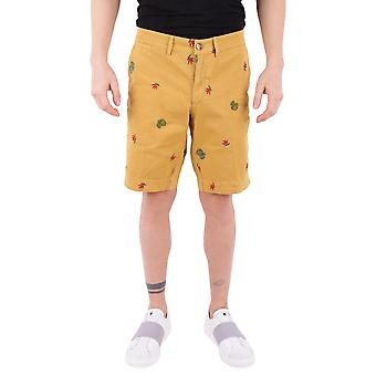 Enterprise 36PCJUBE15XT216511003 yellow mens cotton of shorts