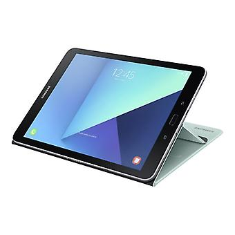 Samsung Book Cover EF-BT820-Foldable case for Tablet-green-for Galaxy Tab S3