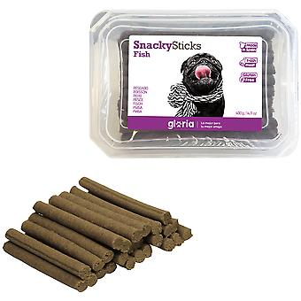 Creaciones Gloria Snackys Sticks Pescado 900Gr (Dogs , Treats , Eco Products)