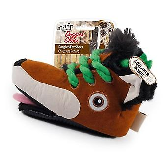 AFP Sneaker Fox Doggy'S Shoes (Dogs , Toys & Sport , Stuffed Toys)