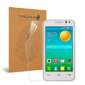 Celicious Impact Anti-Shock Screen Protector for Alcatel Pop D3