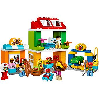LEGO 10836 town square