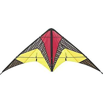 Stunt Kite HQ Quick Step II Spannweite 1350 mm ATT. FX. WIND_FORCE_SUITABILITY 2-5 bft