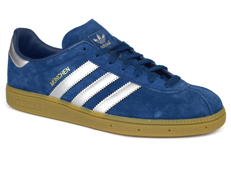 Zapatillas de deporte azul marino Munchen BY9791 de adidas