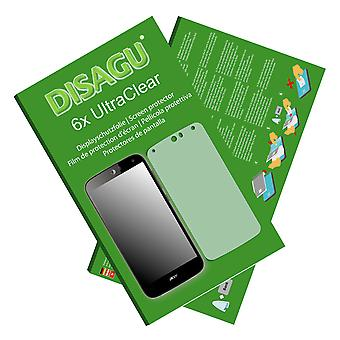 Acer liquid Z630 display protector - Disagu Ultraklar protector