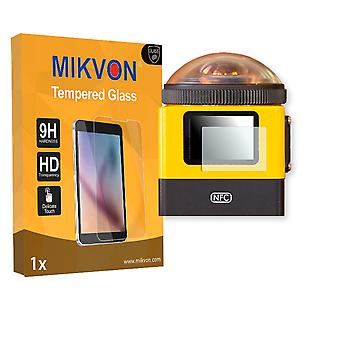 Kodak Pixpro SP360 4K Screen Protector - Mikvon flexible Tempered Glass 9H (Retail Package with accessories)