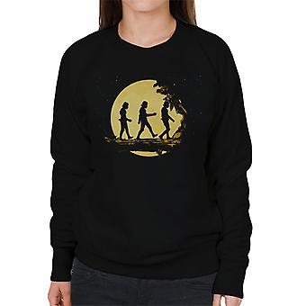 Original Stormtrooper Forest Moonlight Women's Sweatshirt