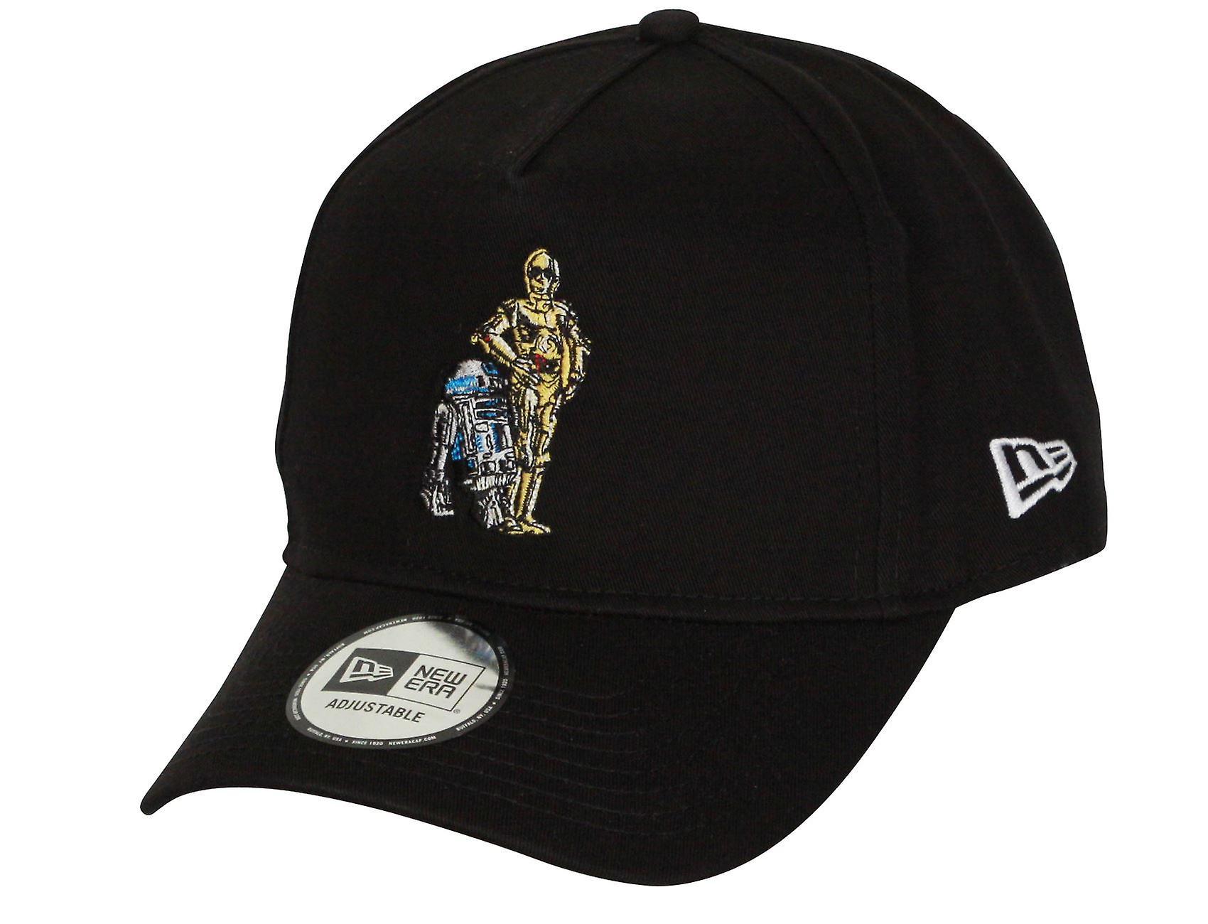 483ff50d89039 New Era and Star Wars Adjustable Cap ~ Droids | Fruugo