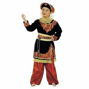 Maurin Caldera 1001 y una noche de cuento de hadas traje de niño de Jennie de las señoras de Mädchkostüm harem