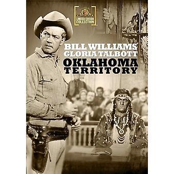 Oklahoma territorium [DVD] USA import